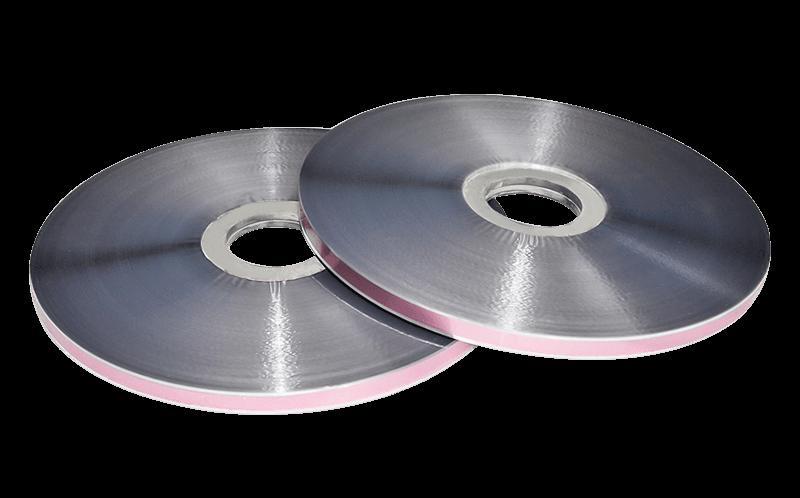 cinta de poliéster de aluminio de borde libre para blindaje de cables